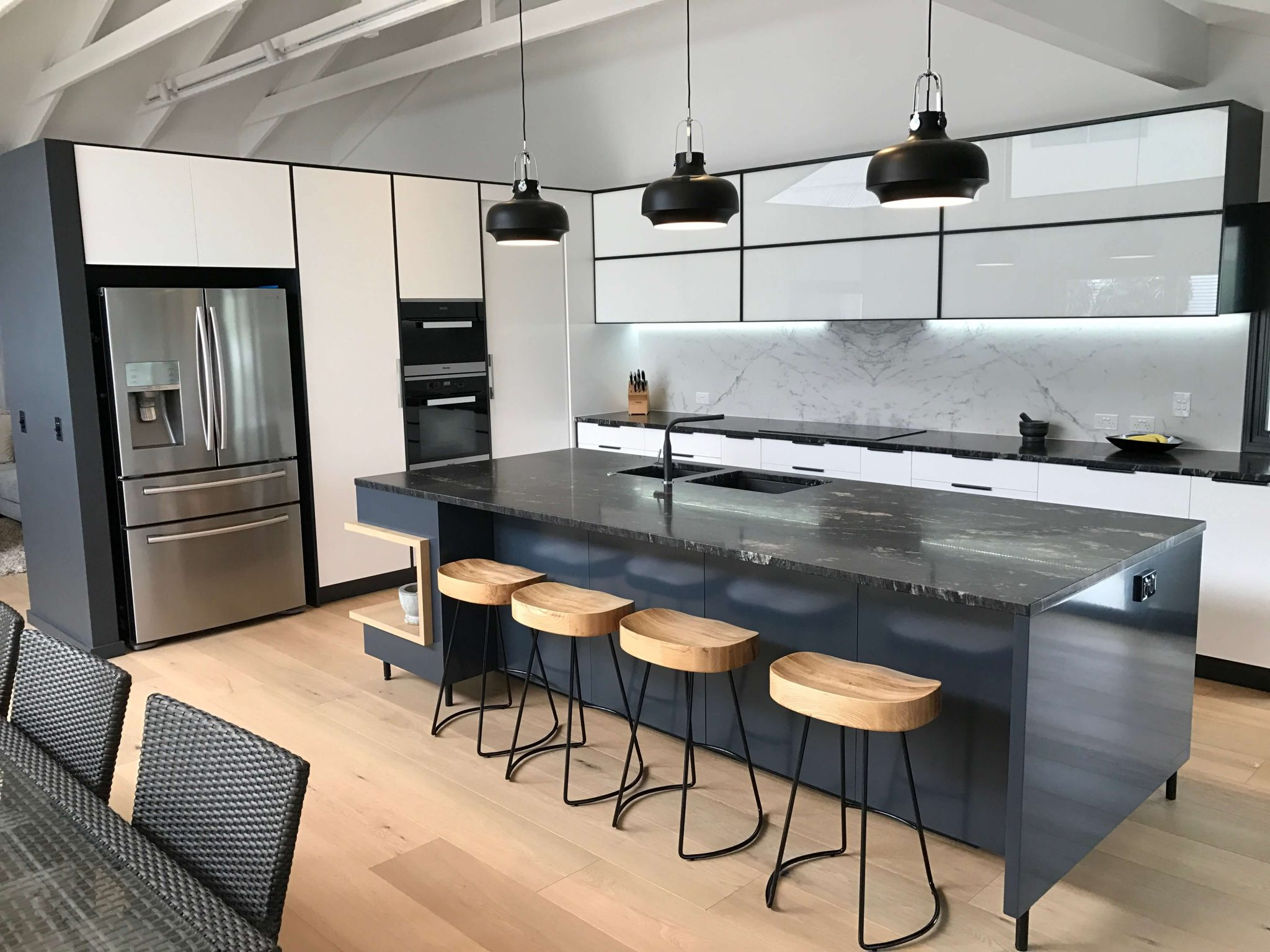 What Is The Most Efficient Design For A Kitchen?