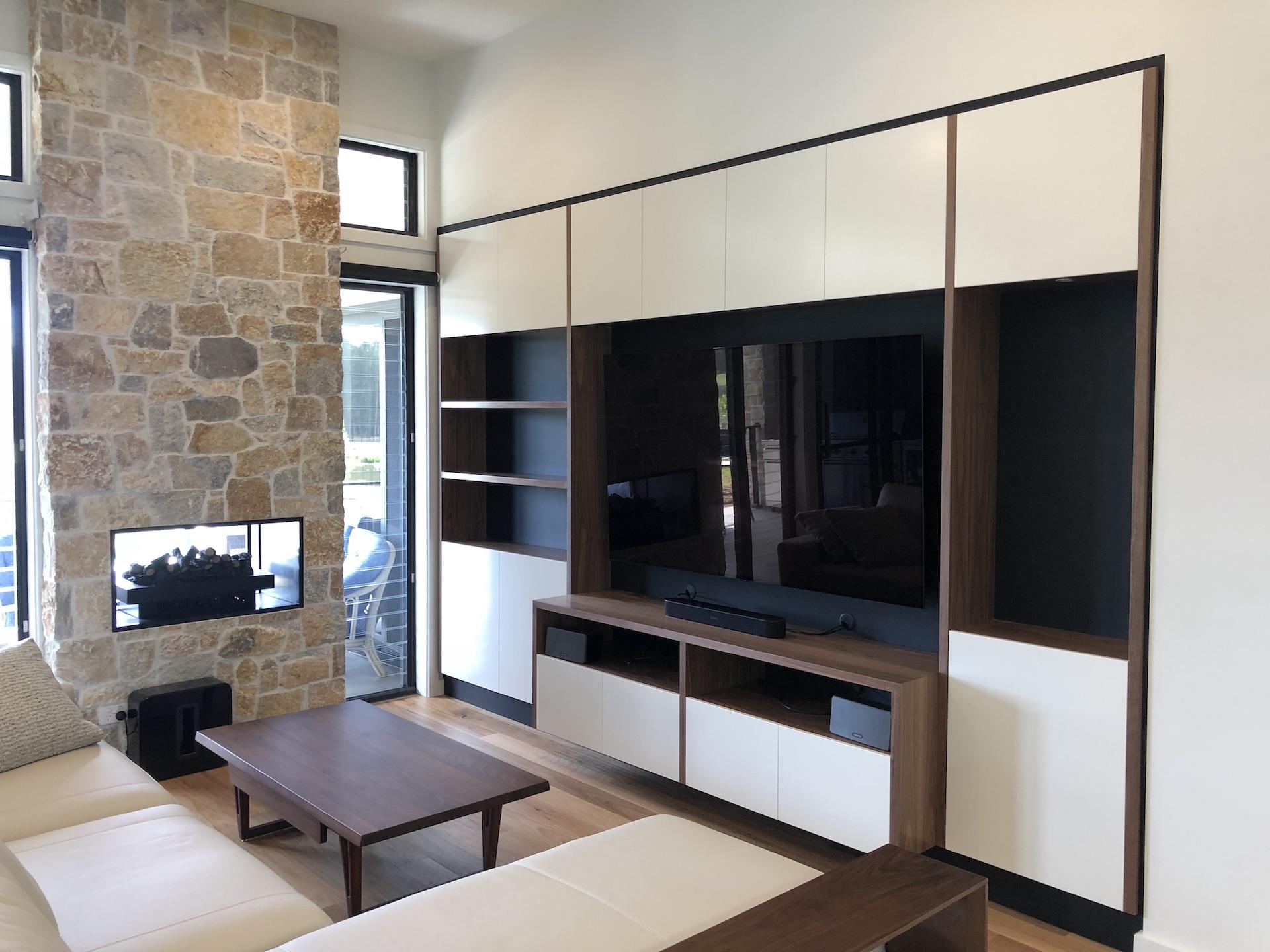 custom furniture cabinet makers gold coast