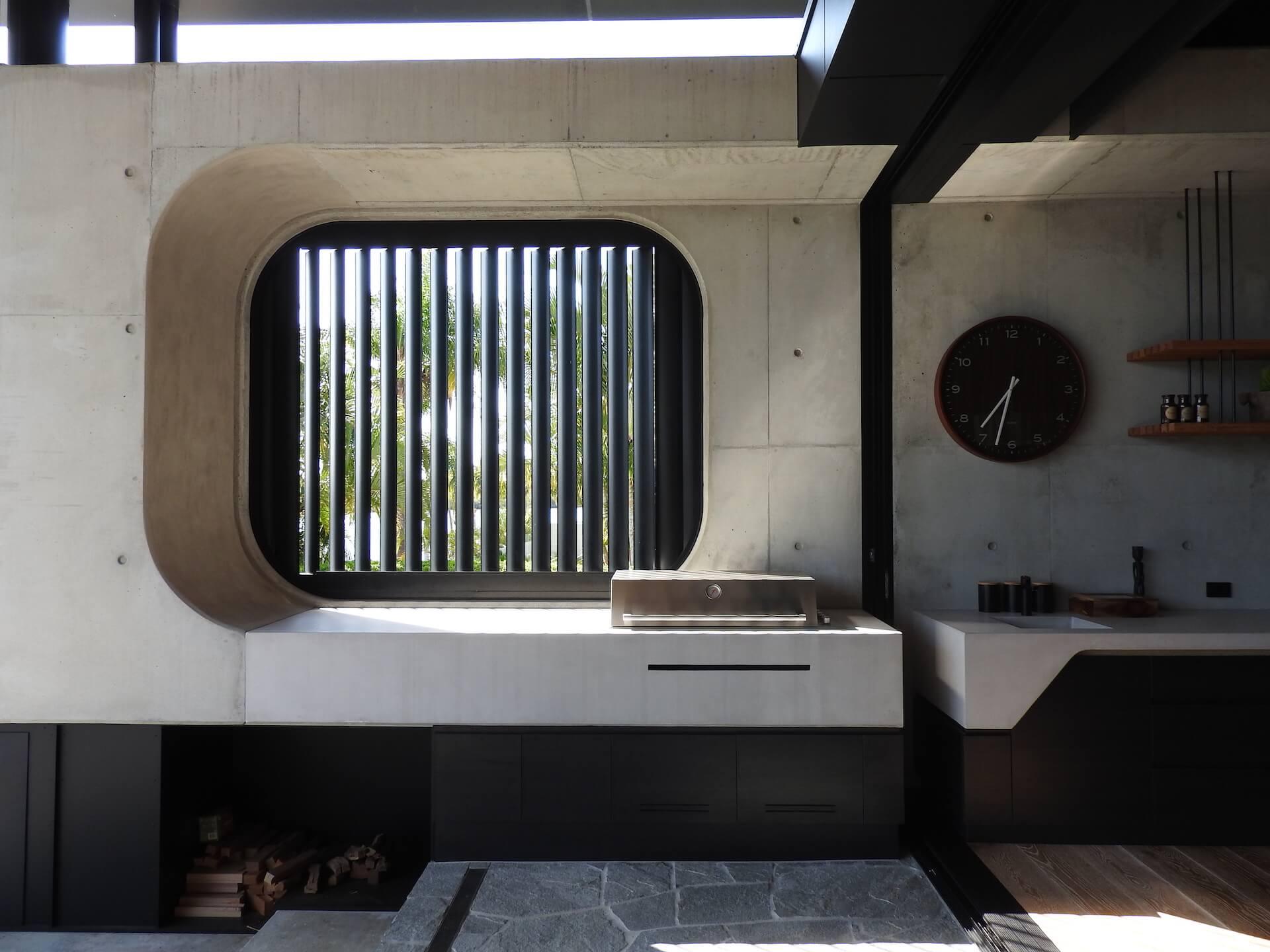 Outdoor Kitchen Renovation Showroom
