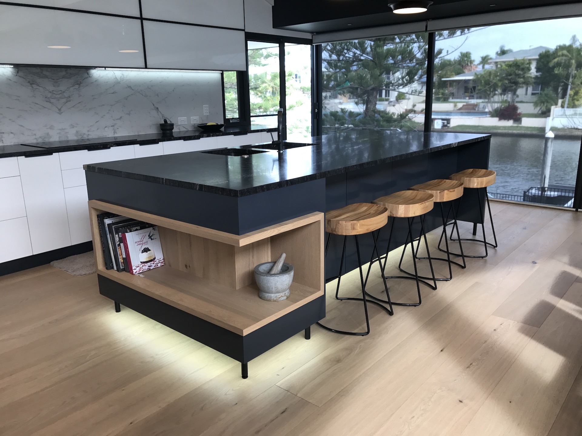 Five Ways to Make a Modern Kitchen Luxurious | bjfjoinery