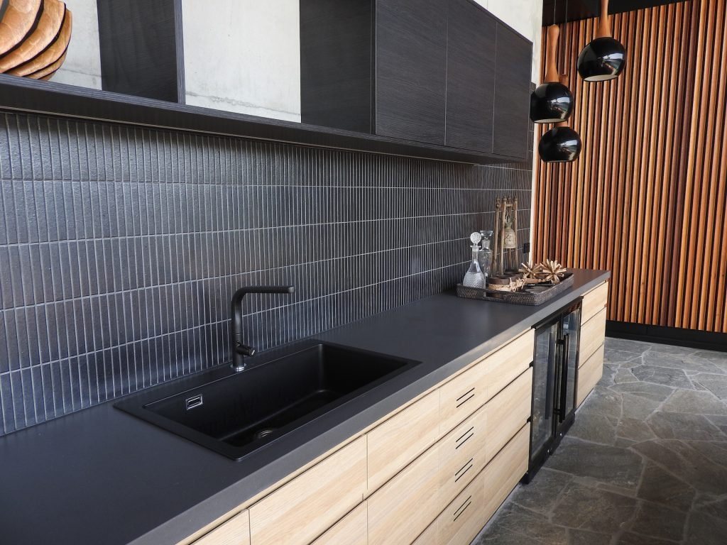 kitchen trends 2019 matte black
