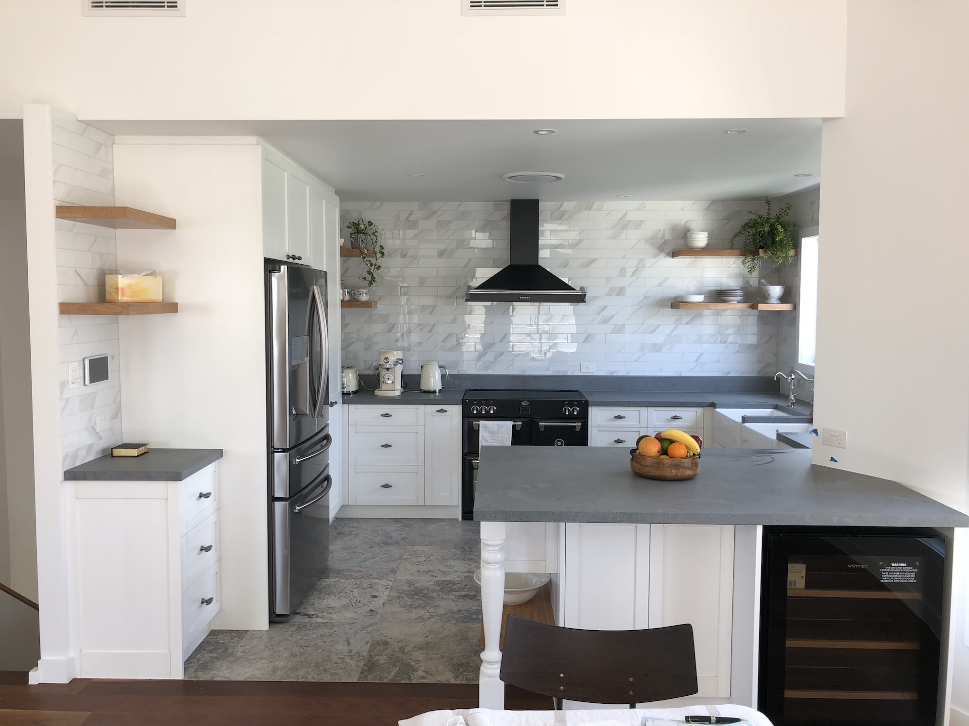 kitchen trends 2019 open shelving