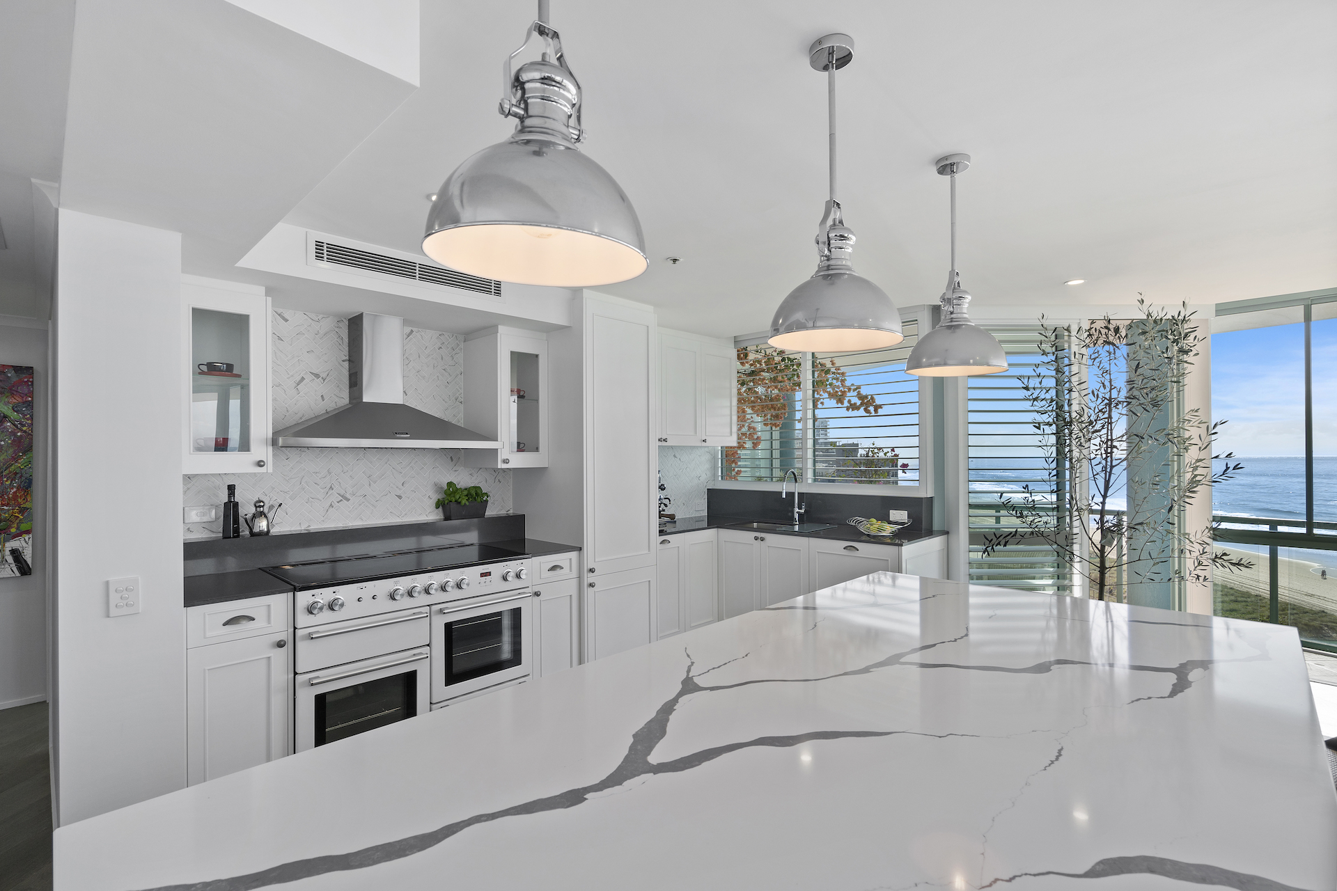 hamptons kitchen renovation main beach gold coast 3