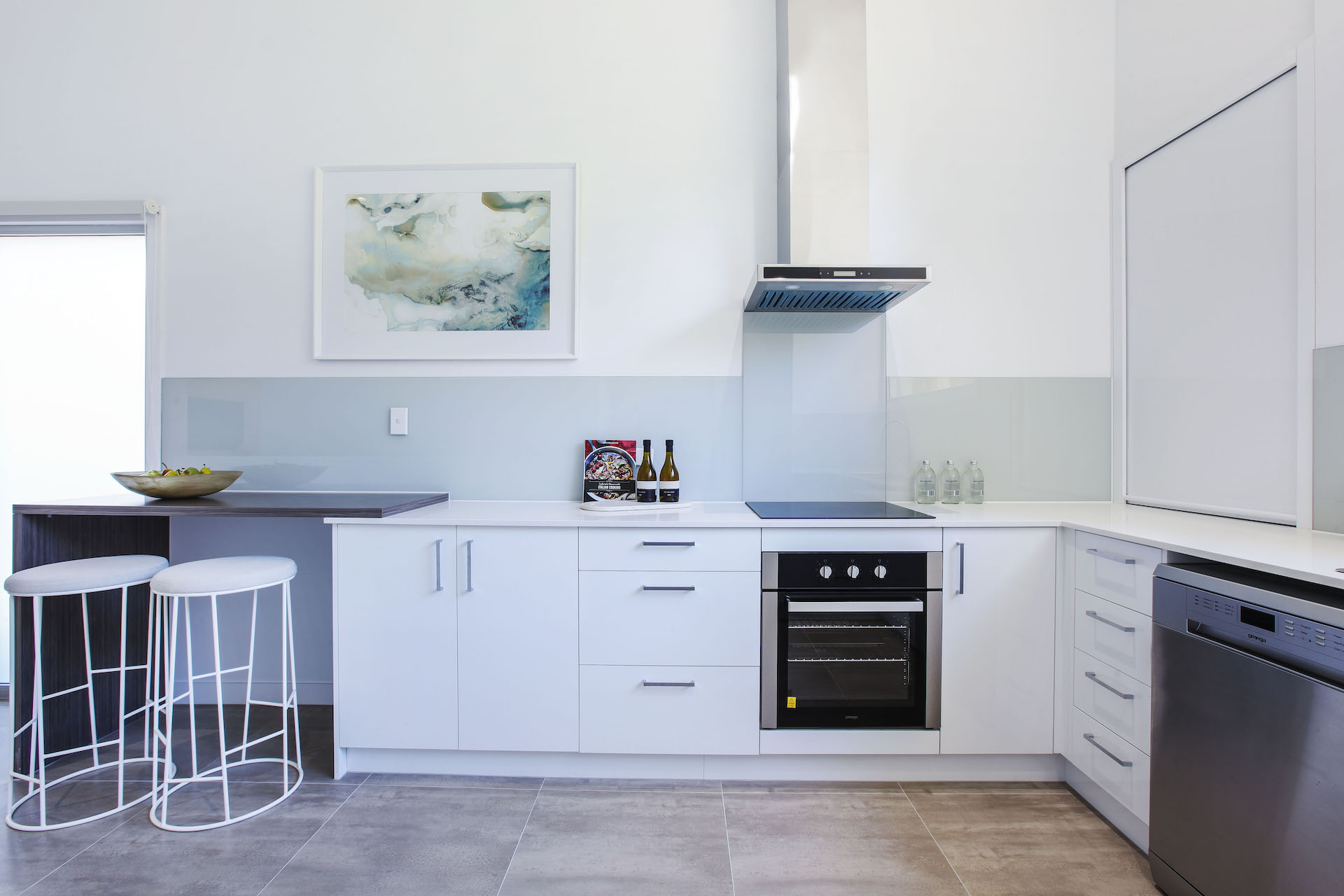 modern kitchen renovation banner