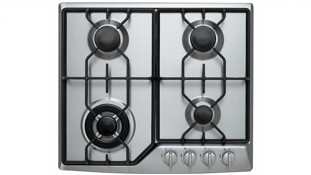 Cooktop 60cm Silver Gas For New Kitchen Renovation